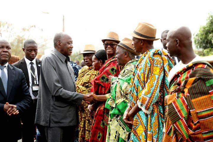 (Côte d'Ivoire Région du Gôh) La visite du Premier Ministre à Oumé sous le sceau du développement