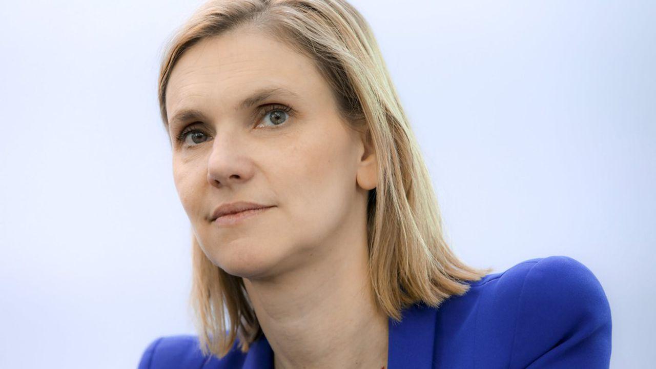 Interview/Agnès Pannier Runacher, secrétaire d'Etat auprès du ministre de l'Economie et des Finances « Les Français pourront se procurer des masques à partir du 4 mai »