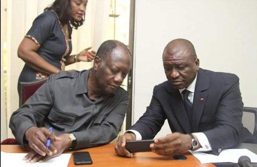 (Côte d'Ivoire Chiffon Rouge) Aller jusqu'au bout de la procédure judiciaire cette fois-ci