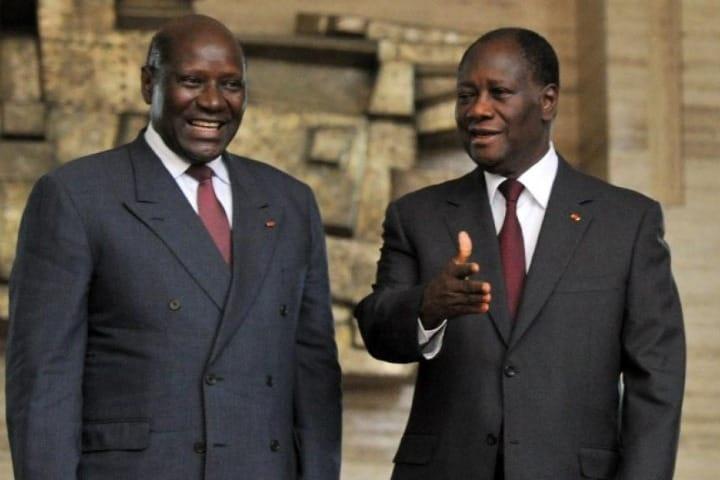 Alassane Ouattara-Kablan Ducan: le film d'un divorce (Par Bally Ferro)