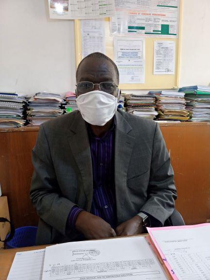 (Côte d'Ivoire Baccalauréat 2020) M. Kouadio Adi Paul,  secrétaire général de la DREN Bouaké 1 : « Aucune tricherie ne sera possible cette année »