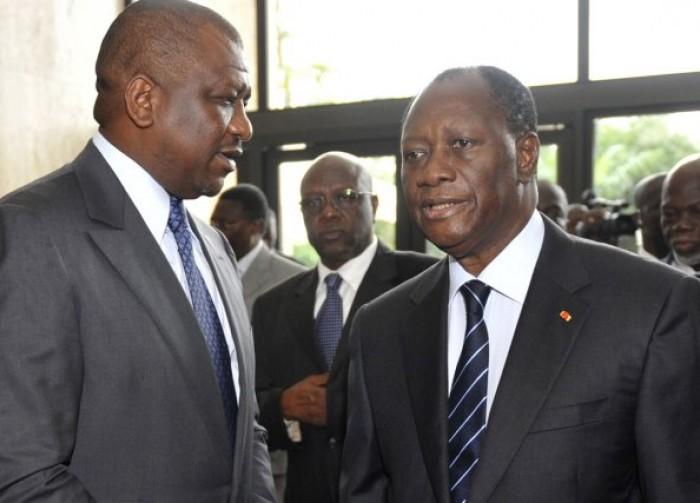 [Côte d'Ivoire] Hamed Bakayoko l'homme fort du pouvoir Ado