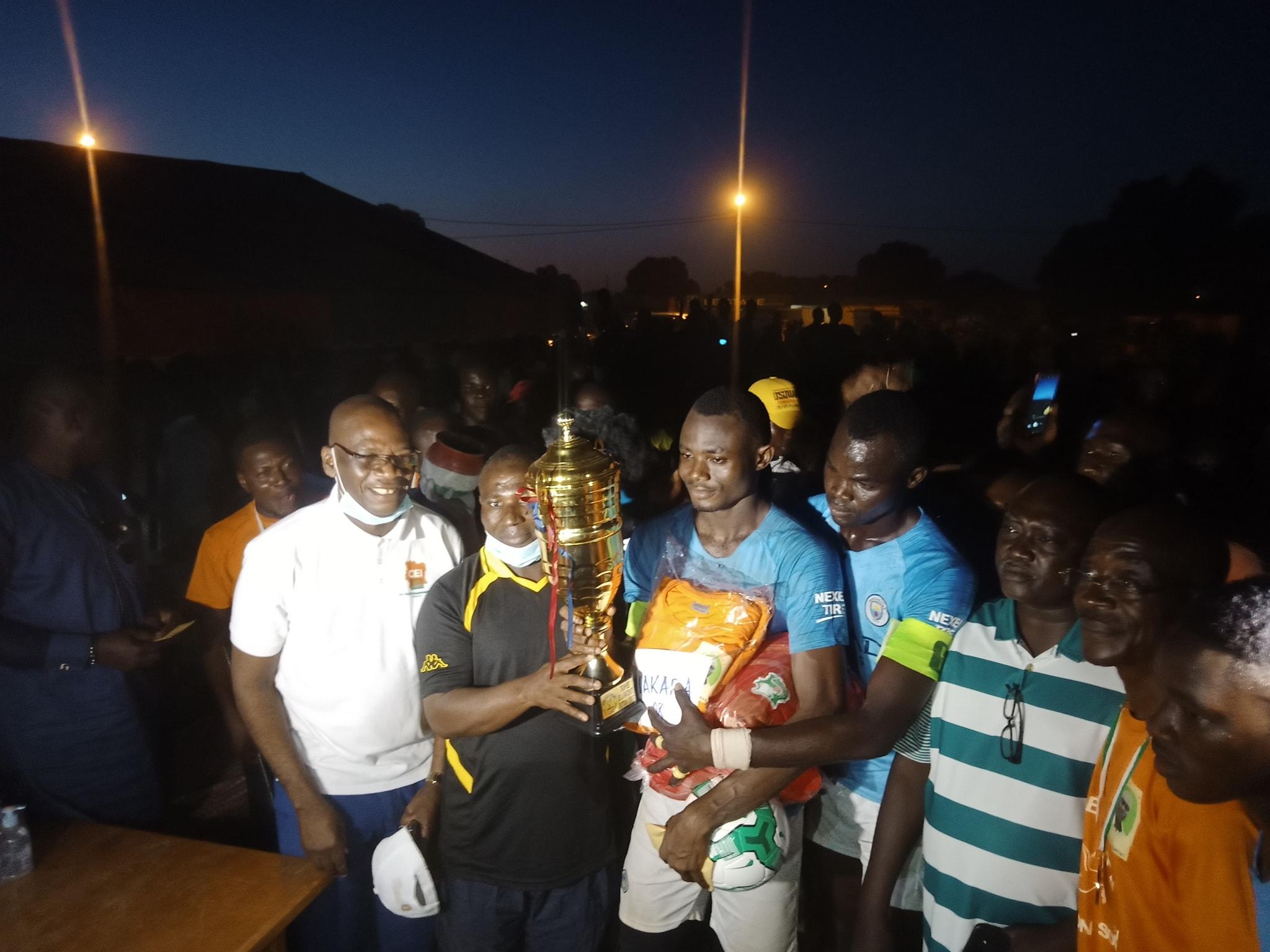 [Côte d'Ivoire Avant la présidentielle 2020] Ouattara Clément galvanise Niakara au maintien de la paix et de la cohésion sociale autour d'un tournoi de football