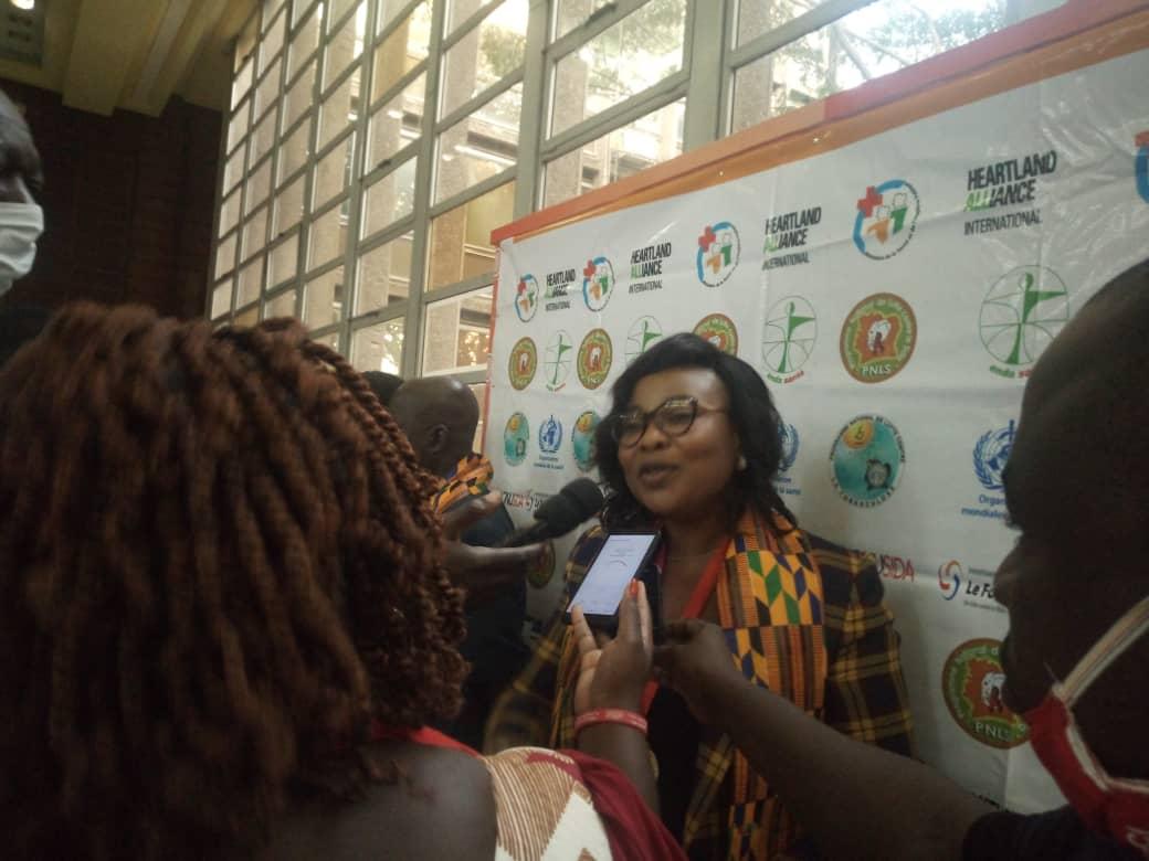 [Côte d'Ivoire Bonne volonté de la lutte contre la tuberculose] Notre consœur, Delphine Gbla nommée ambassadrice #santé