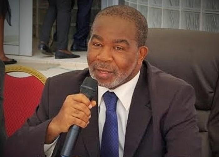 Honorat De Yedagne (ex-DG de Frat-Mat) sans détour: ''Tout le monde est d'accord pour voler l'État''
