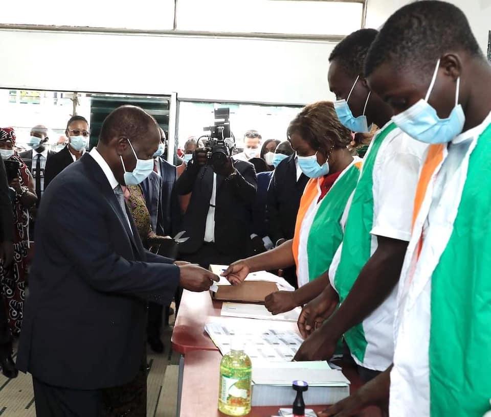 [Après la présidentielle du 31 octobre] Alassane Ouattara réélu dans la confusion totale en Côte d'Ivoire