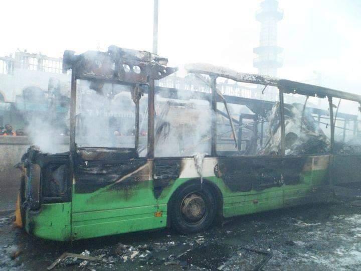 [Côte d'Ivoire/Le décompte honteux des incendies] La direction de la Sotra fait son point
