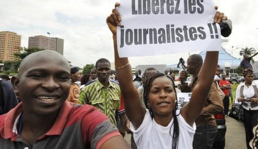 [Côte d'Ivoire Acharnement contre la presse] Plusieurs journalistes abusés en 9 mois