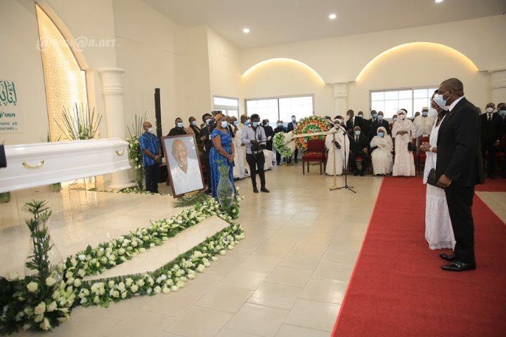 [Page noire] Le programme officiel et détaillé des obsèques de Hamed Bakayoko
