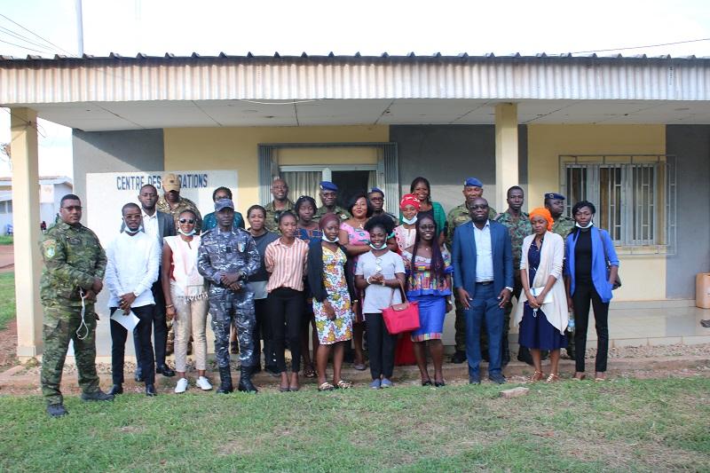 [Programme École Femmes et Sécurité] Plusieurs auditrices formées par la Friedrich-Ebert-Stiftung à Korhogo