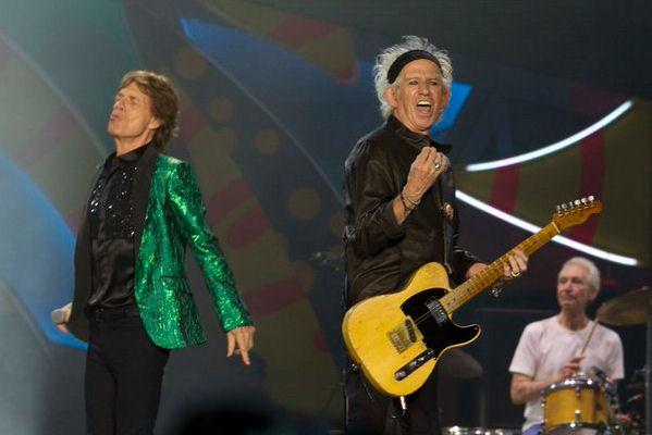 Keith Richards «no puede imaginar» que los Rolling Stones alguna vez se retiren