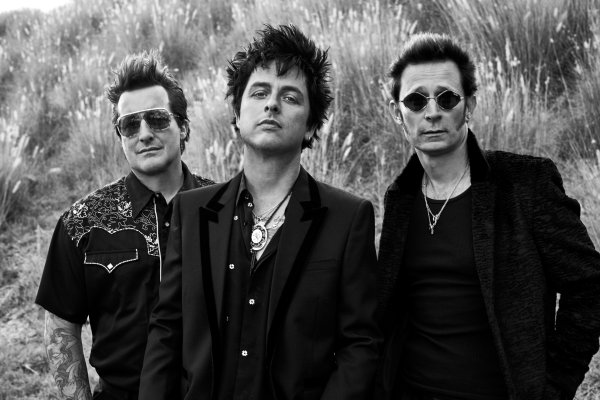 Green Day comparte el single y video «Here Comes The Shock»