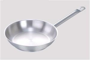 Pradeep Stainless Steel Frypan