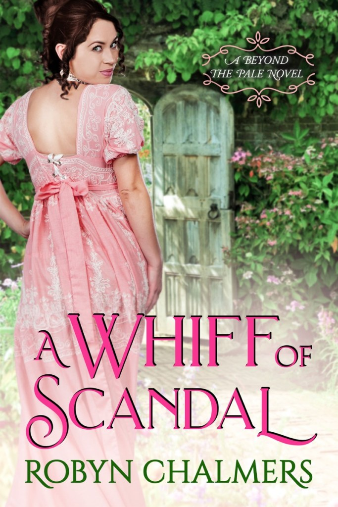 A Whiff of Scandal by Robyn Chalmers