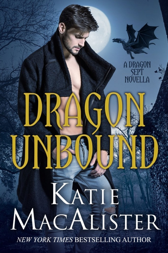 Dragon Unbound by Katie MacAlister