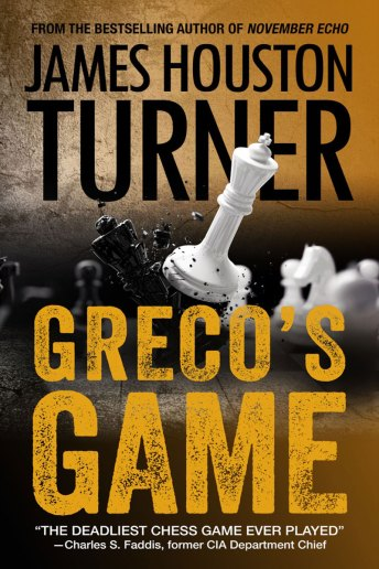 Greco's Game by James Houston Turner