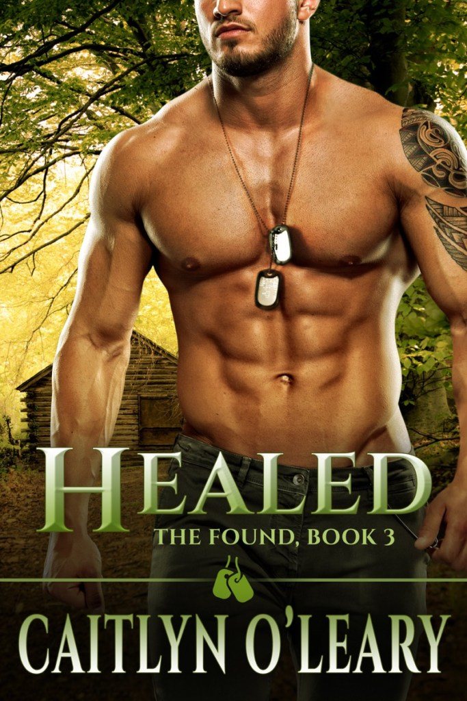 Healed by Caitlyn O'Leary