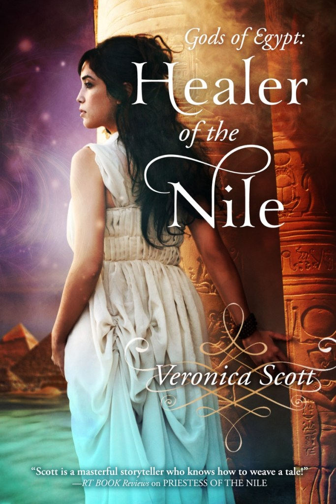 Healer of the Nile by Veronica Scott