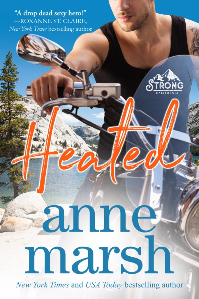 Heated by Anne Marsh