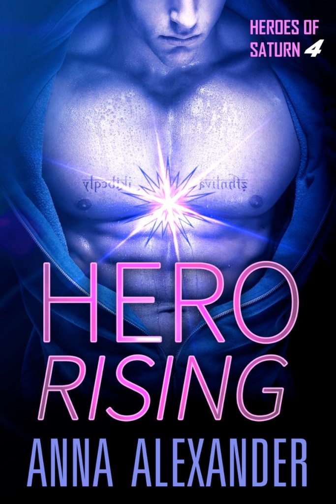 Hero Rising by Anna Alexander