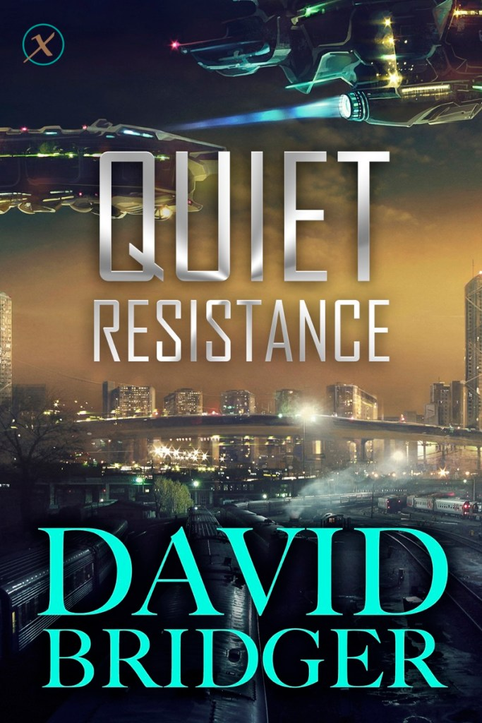Quiet Resistance by David Bridger