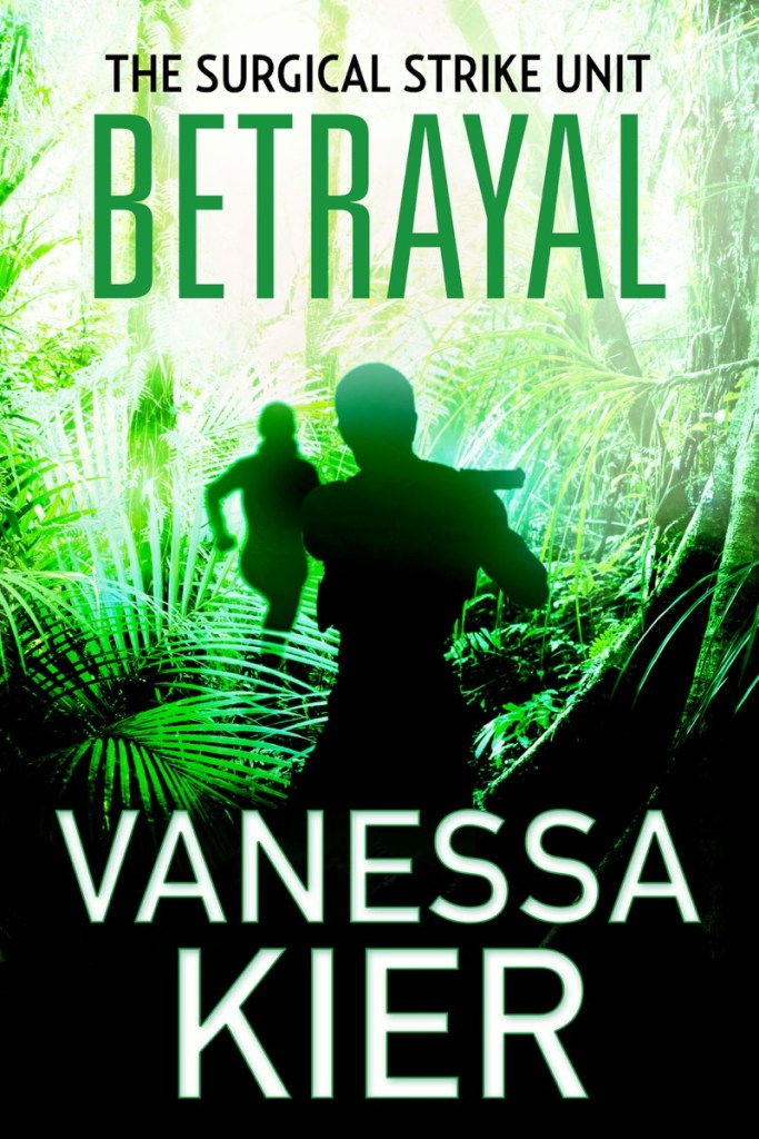 Betrayal by Vanessa Kier