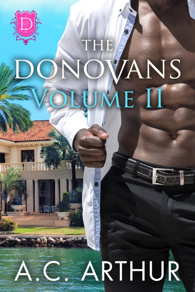 The Donvoans Volume Two by AC Arthur