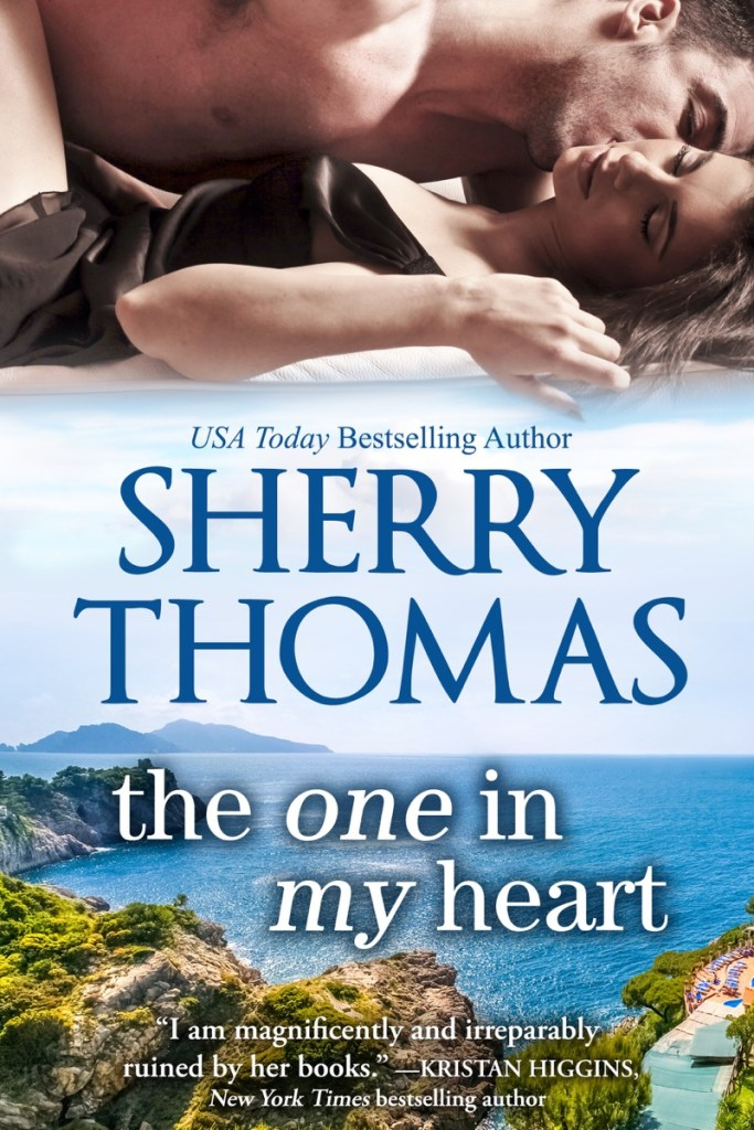 The One in My Heart by Sherry Thomas