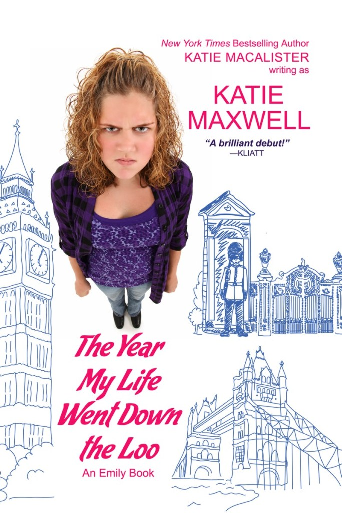 The Year My Life Went Down The Loo by Katie MacAlister