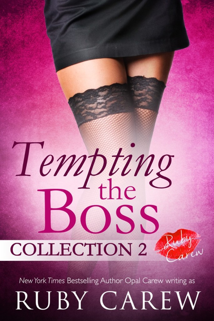 Tempting the Boss Collection Two by Ruby Carew