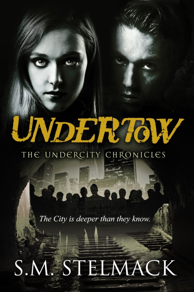 Undertow by S.M. Stelmack