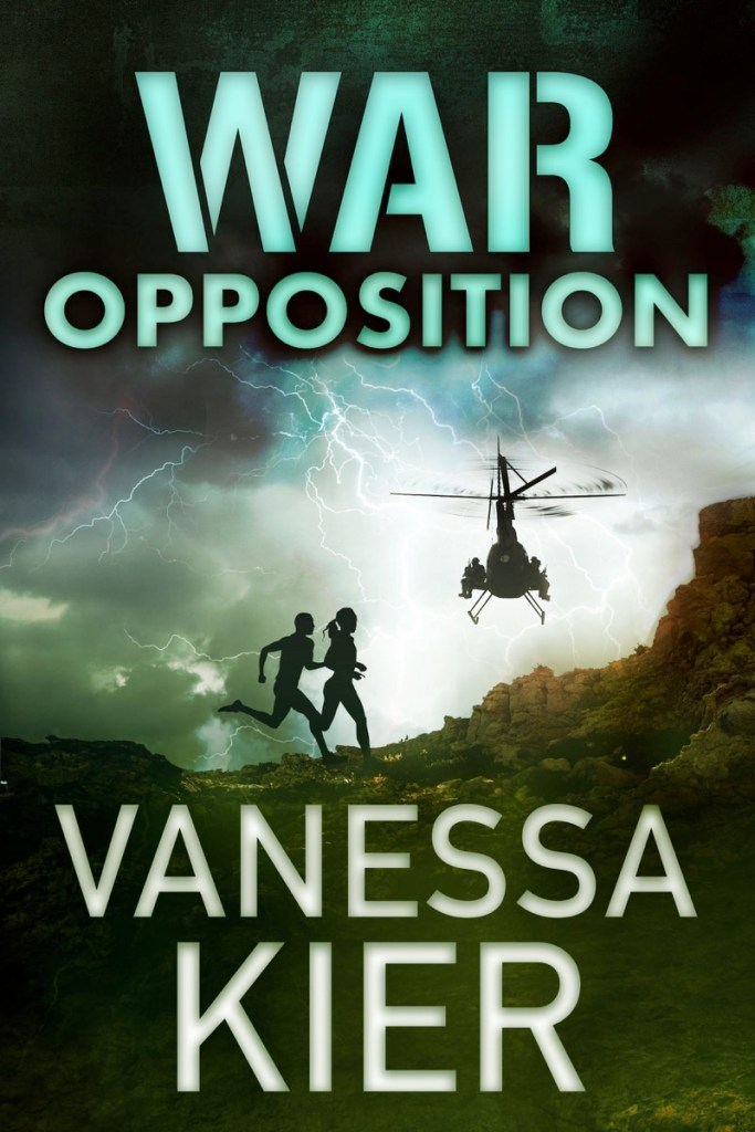WAR: Opposition by Vanessa Kier
