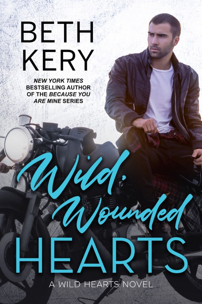 Wild, Wounded Hearts by Beth Kery