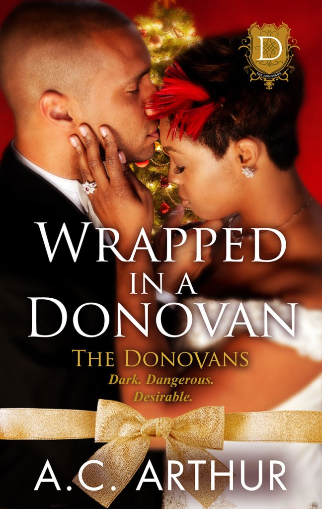 Wrapped in a Donovan by AC Arthur