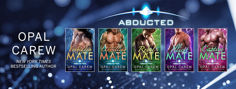 Facebook: Abducted Series by Opal Carew