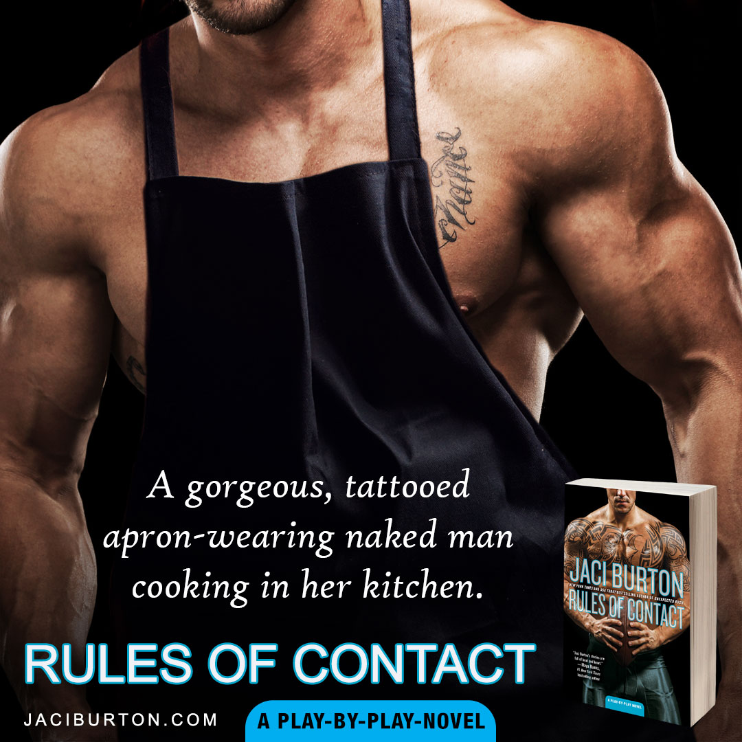 Teaser: Rules of Contact by Jaci Burton