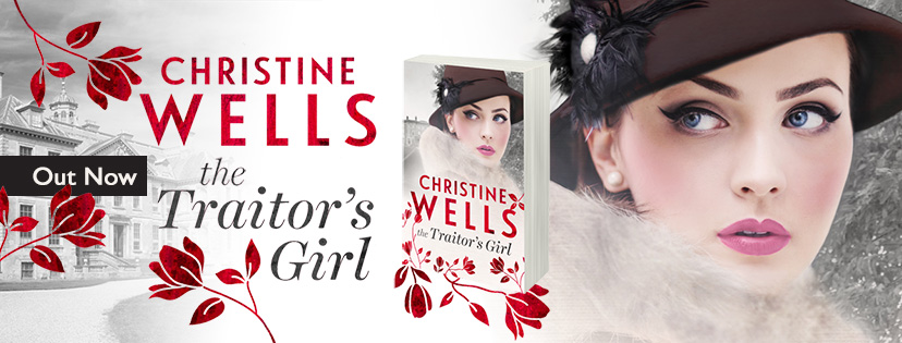 Facebook: The Traitor's Girl by Christine Wells