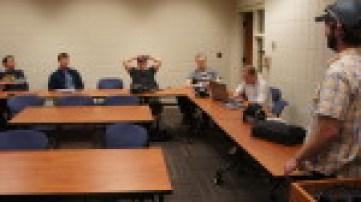 CROCT Board meeting in Northfield