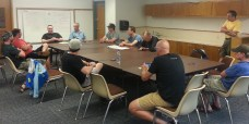 July CROCT board meeting in Faribault