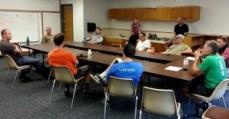 Aug 2014 CROCT board meeting, Faribault
