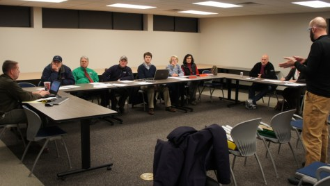 CROCT presentation to PRAB, Dec 18, 2014