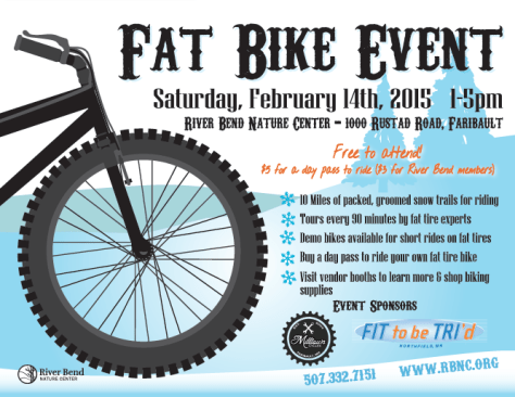 Fat Bike Event RBNC