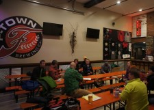 CROCT board meeting at F-Town Brewing
