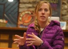 RBNC Education Coordinator Kaytlan Moeller