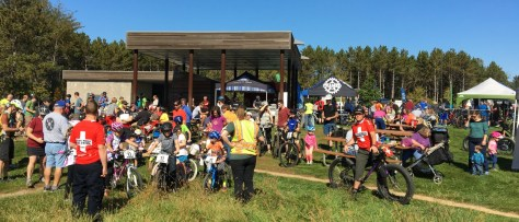 Dakota County's Wild Mountain Festival at Lebanon Hills MTB Park
