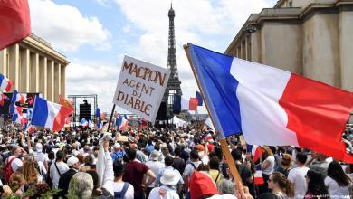 U Francuskoj prava revolucija. Narod se budi i izlazi na ulice zbog Macronovih drakonskih ograničenja zbog pandemije koronavirusa
