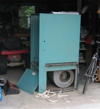 Oil Furnace: Oil Furnace In Garage