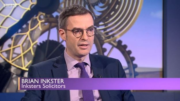 Sunday Politics Scotland - Crofting Commission Crisis - Brian Inkster - Inksters Solicitors