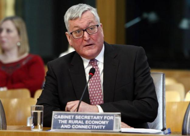 Fergus Ewing MSP - Cabinet Secretary responsible for Crofting - announces proposals for legislative reform