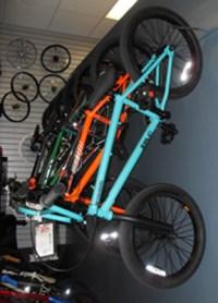 wall mount bicycle storage